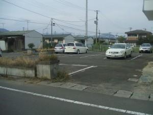 笹谷駐車場