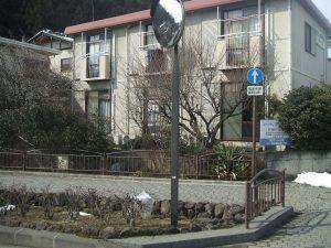 賃貸アパート・リバーサイド(山居)