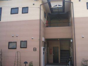賃貸アパート・サザンコンフォートB(太平寺)