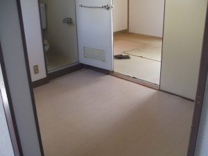 アパート・笹谷 和田アパート101 1階東