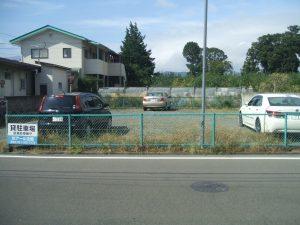 駐車場・南沢又四辻菅野駐車場