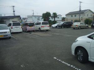駐車場・笹谷武田駐車場西