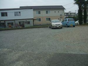駐車場・笹谷武田駐車場東