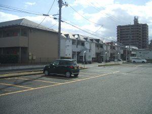 駐車場・南福島