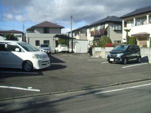 駐車場・森合本間駐車場