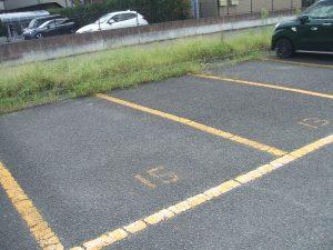 伏拝 駐車場